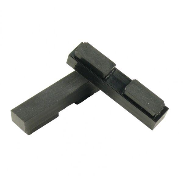 TNN ADM fékbetét anyag (fekete)